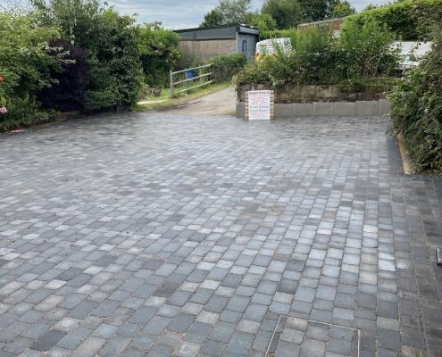 block paving driveway Stoke on Trent